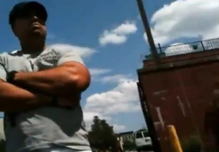 NYPD Arrests Man Filming Outside Station