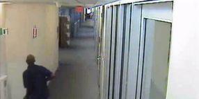 FBI's Navy Yard Shooter Footage