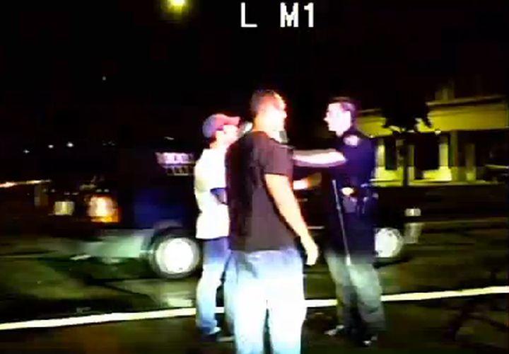 Off-Duty Minn. Cops Insult Uniformed Officers