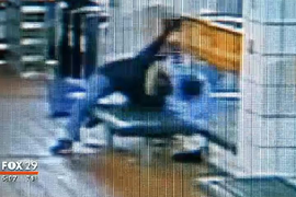 Bystanders Watch Assault of Philly Transit Cop