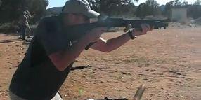Remington's R12P Tactical Shotgun
