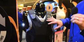 SHOT Show 2013: KDH's Transformer Armor System