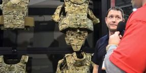 SHOT Show 2013: Point Blank's Modular Body Armor