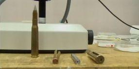Sandia Labs' Self-Guided Bullet
