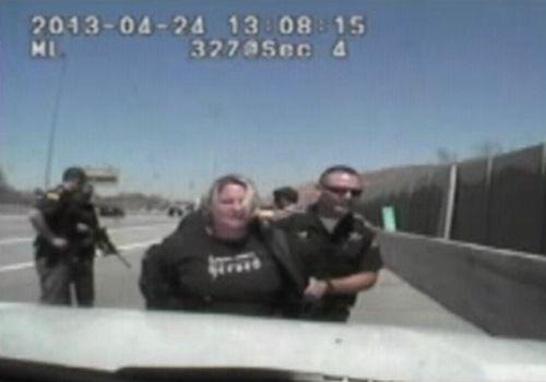 Utah Sovereign Citizen's High-Speed Chase