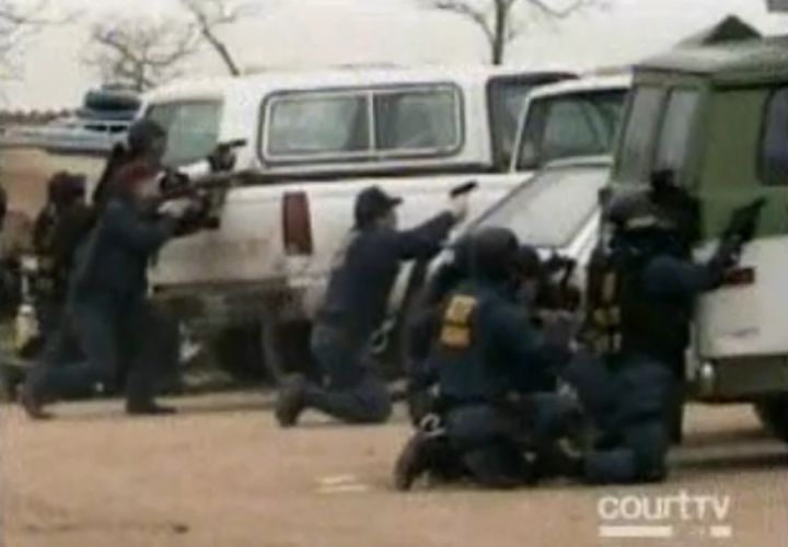 ATF's Waco Raid