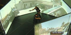 VirTra's Use-of-Force Simulators