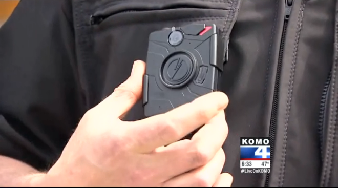 Washington Agencies Overwhelmed by Records Requests May Drop Body Cams