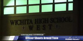 "Wichita Police Shoot Armed Teen, ""Gang Member"" Outside Crowded School Gymnasium"