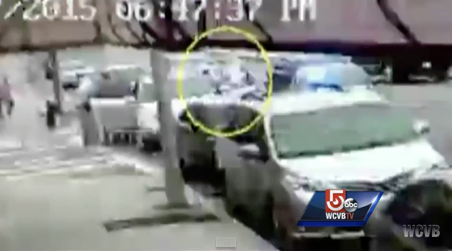 Footage of Boston Officer Being Shot in Face Released
