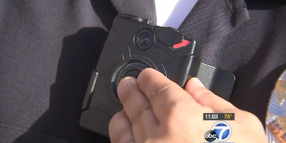 LAPD Officers Begin Wearing Body Cameras