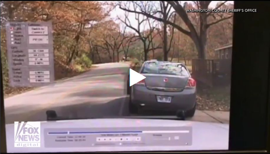 Illegal Immigrant Opens Fire on Arkansas Officer at Traffic Stop