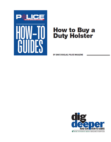 How to Buy a Duty Holster
