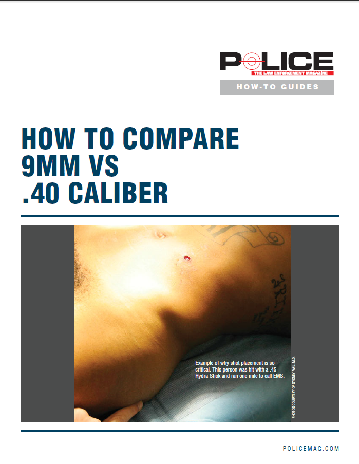 How to Compare 9mm Vs .40 Caliber