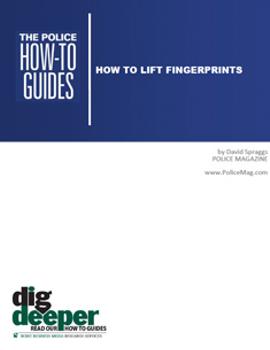How To Lift Fingerprints