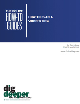 How To Plan a 'John' Sting