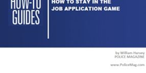 How To Stay in the Job Application Game