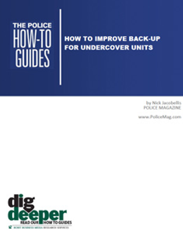 How To Improve Back-up for Undercover Units