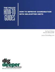 How To Improve Coordination with Helicopter Units