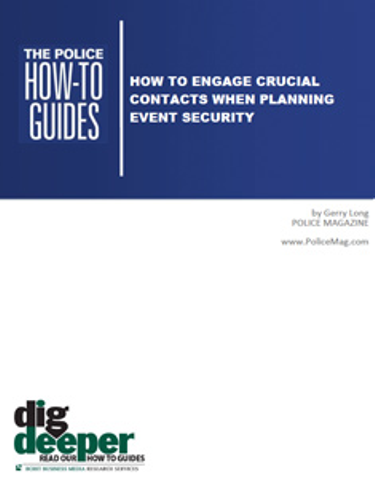 How To Engage Crucial Contacts When Planning Event Security