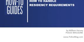 How To Handle Residency Requirements