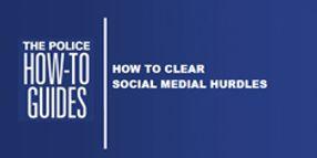 How To Clear Social Media Hurdles