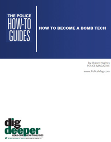 How To Become a Bomb Tech