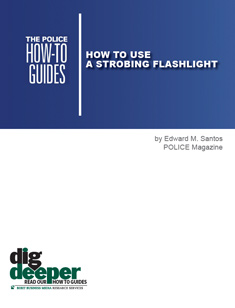 How to Use a Strobing Flashlight