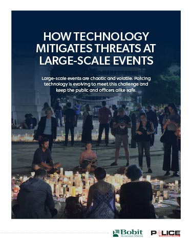How Technology Mitigates Threats at Large-Scale Events