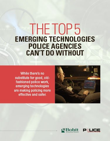 The Top 5 Emerging Technologies Police Agencies Can't Do Without