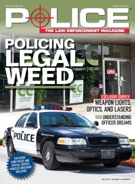 POLICE Magazine - Law Enforcement News, Articles, Videos